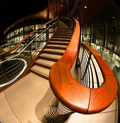 Curves (James Neeley) Tags: california abstract architecture night design nikon stanford paloalto supershot 10faves mywinners shieldofexcellence anawesomeshot colorphotoaward