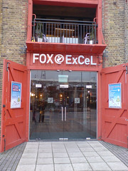 Downstairs Entrance To Fox@Excel Bar