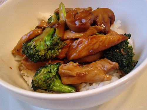 Chicken Teriyaki with Broccoli | Not A Cook