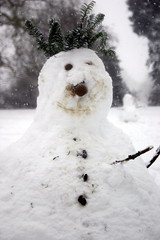 Mika the Snowman