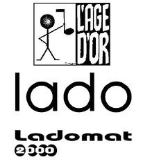Logo des Plattenlabels L'age d'or (LADO)