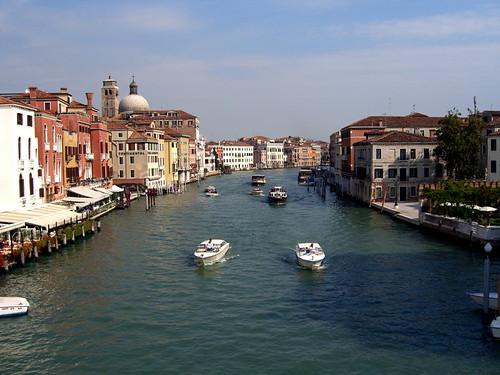 La ciudad de Venecia