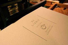 RailwayPress Letterpress Workshop