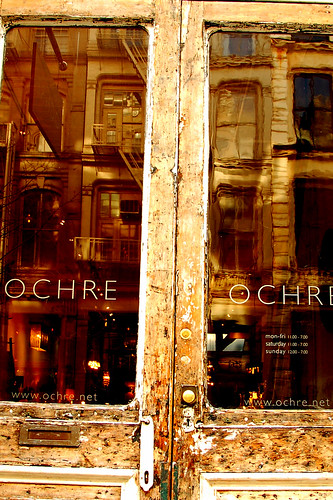Reflection of SoHo