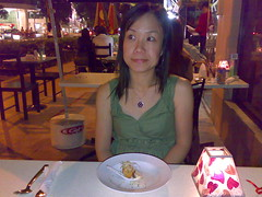 Date Night - Valentines' Day dinner at Basil's Alcove