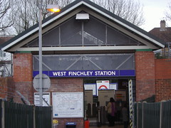Picture of West Finchley Station
