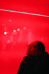 Red Influence I - by VisualAge