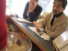 Comida, Francesca e il signor Yamamoto