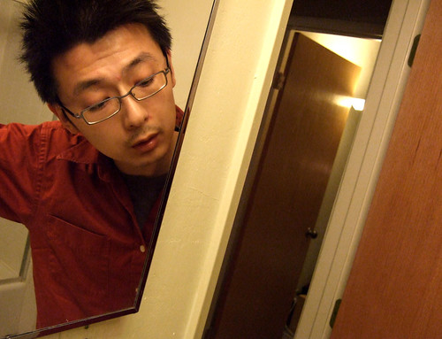 """Where did Kenneth go?"" asked his reflection, or: Excluded Chinese"