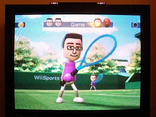 How to See the Invisible IR Lamps on the Nintendo Wii Sensor Bar