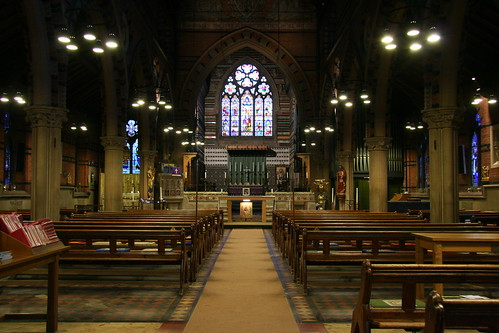 All Saints Church interior by rachelandrew, on Flickr