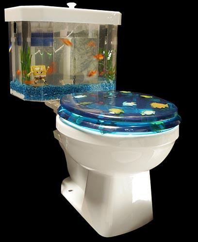 Fish-n-Flush