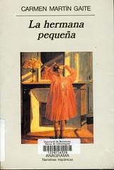 Carmen Martín Gaite, La Hermana Pequeña