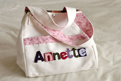 Boxed bag