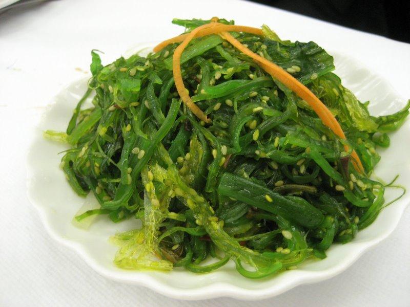 seaweed salad | Tumblr