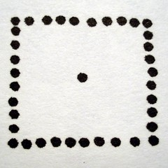 DSC05416 (mag3737) Tags: art pattern symmetry spots symmetrical 37 dots 37spots