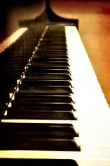 Old Piano (kevincupp) Tags: baby keys hall piano grand blacksburg virginiatech burruss impressedbeauty
