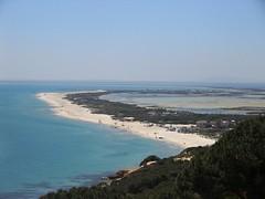 Panoramique de la plage de Sidi Ali El Mekki