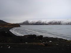 Kleifarvatn - frozen lake (asands) Tags: iceland 2007 frozenlake kleifarvatn