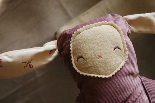 mini corduroy oobee cottontail
