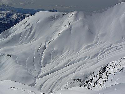 étendue neigeuse