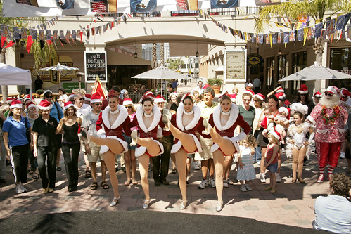 LOW RES Rockettes TBPAC ©Rob Harris 0150