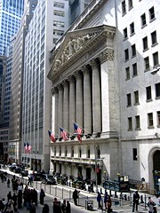 New York Stock Exchange by Helico on Flickr