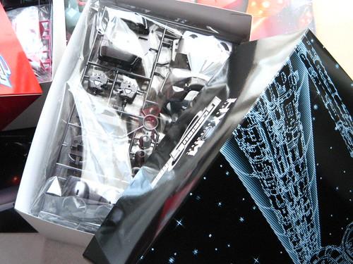 HY2M グロリアスシリーズ MS-09RS シャア専用リックドム エクストラフィニッシュVer. A BOX