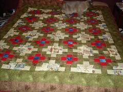Chag Sameach quilt