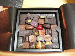 Chocolate at Pierre Marcolini