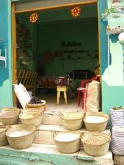 Spice Shop in Luxor