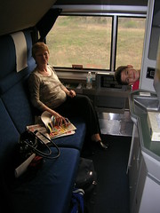 Our Bedroom, Amtrak