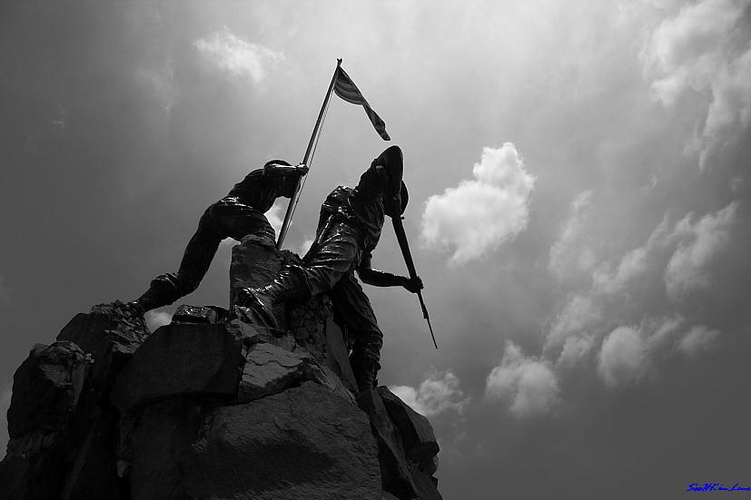 National Monument @ Kuala Lumpur Malaysia