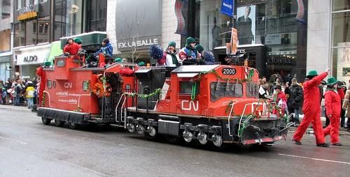 Saint-Patrick -  Petit train ira loin