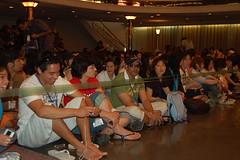 PYs (SWY19) assembled at the Dolphin Hall, Nippon Maru (swypeople) Tags: 2008 2007 nipponmaru swy swy18 swy19 shipforworldyouth swy20