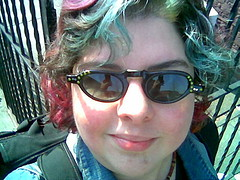 selfportrait sunglasses vintage phonecam frames rhinestones 365days
