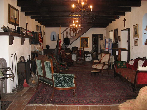 Andres Pico Adobe - Main Room