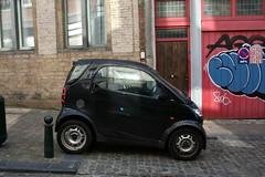 Creatief parkeren