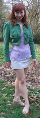 80 degrees in March (fennelgrl) Tags: what today wore