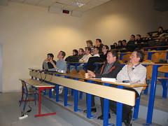 KPlato team showcasing the application