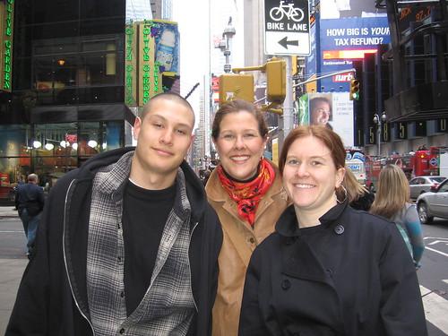NYC MORE Marathon 2007, Friday