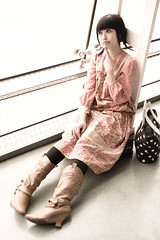 Akina (swanky) Tags: portrait people woman cute girl beautiful beauty face canon asian eos md model women asia pretty sweet femme taiwan babe belle taipei   tamron taiwanese 2007   30d   dcview  akina a16      1750mm     tamronspaf1750mmf28xrdiiildasphericalifmodela16   emiruemirue mtv mtv ak