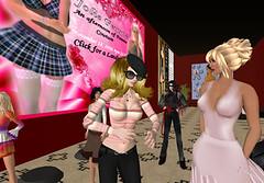Second Life gewild voor promotie mannencosmetica