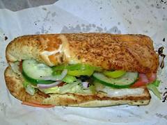 Sweet Onion Chicken Teriyaki Sub (Morton Fox) Tags: 15fav food chicken subway sub nj sandwich bergen teriyaki ramsey sweetonion