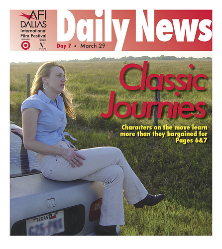 Daily News Cover March 29, 2007