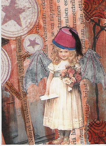 Little Miss Moonlight Bearing Gifts