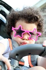 """THE"" Face (Chris King) Tags: sunglasses ava star curlyhair avagrace avagraceking"