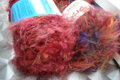 fluffy wool!