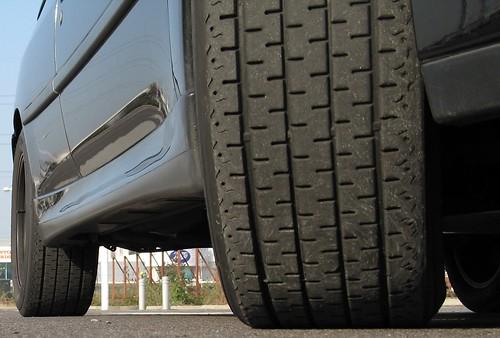 Track rubber