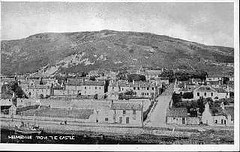 Helmsdale from the castle (Helmsdale.org) Tags: christmas street station statue river gold fishermen harbour postcard msp highland postcards wilderness sutherland panning park helmsdale dunrobin loth village portgower statue la games david mirage kinbrace fishing gold helmsdale gartymore emigrants alex highland panning salmond couper mason helmsdaleorg